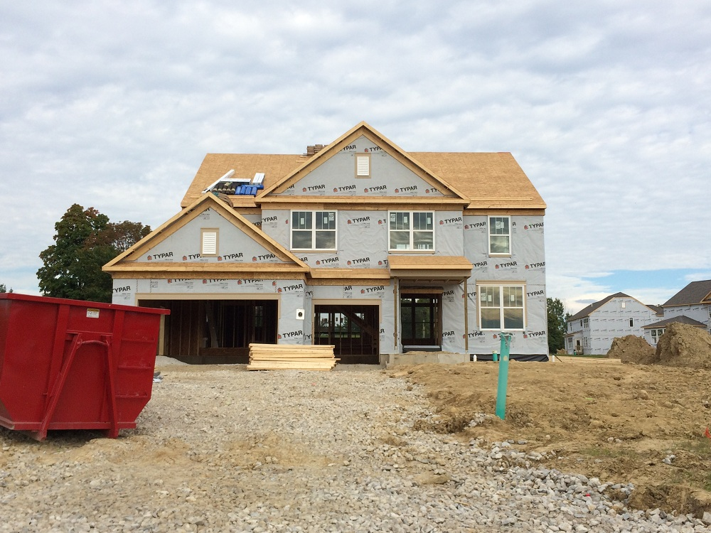 House Progress 9.28.2014