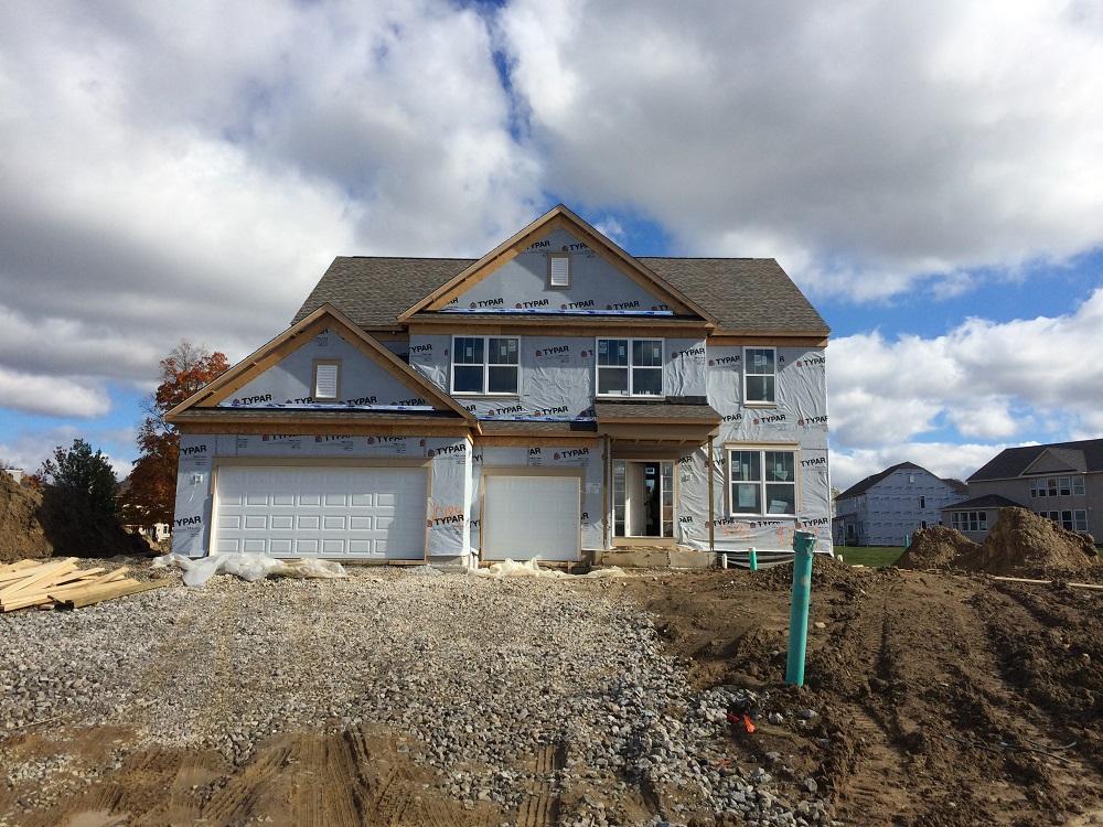 House Progress 10.23.2014