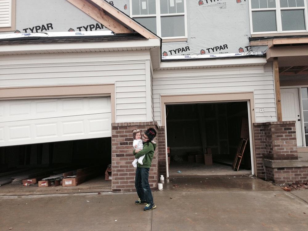House Progress 12.1.2014