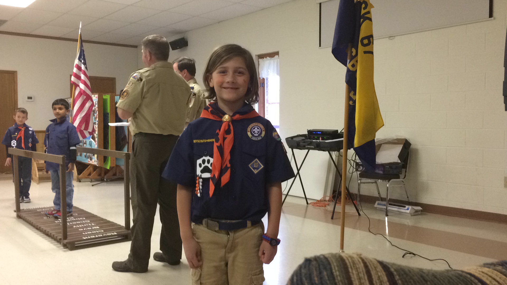 Cub Scout Crossover (1)