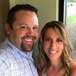 Greg and Amanda Bellan